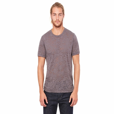 Canvas Men's T-Shirt: Burnside Burnout (3601)