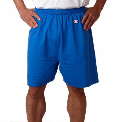 Champion Men's Shorts: 100% Cotton Ringspun Gym (8187)