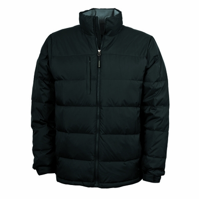 Charles River Men's Jacket: Quilted Nylon Tricot Lined Full-Zip (9282)