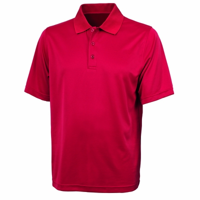 Charles River Men's Polo Shirt: 100% Polyester Performance Solid (3213)