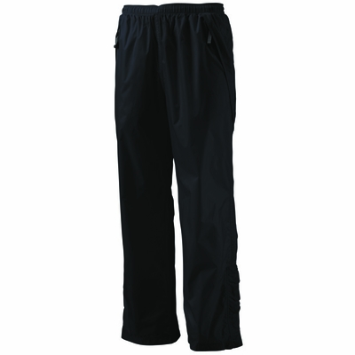 Charles River Men's Rain Pants: Ripstop Nylon Pocketed Lightweight (9161)