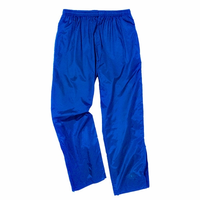 Charles River Men's Wind Pants: Nylon Water Resistant Pocketed (9936)