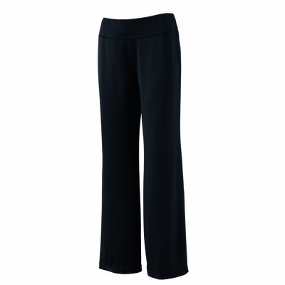 Charles River Women's Athletic Pants: Poly Blend Pocketed with Wicking (5187)