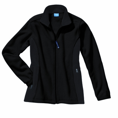 Charles River Women's Fleece Jacket: Anti-Pill Pocketed Full-Zip (5702)