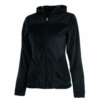 Charles River Women's Fleece Jacket: Anti-Pill Silken Fleece Pocketed Full-Zip (5333)