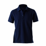 Charles River Women's Polo Shirt: 100% Cotton Pique UV Protection with Pen Pocket (2045)