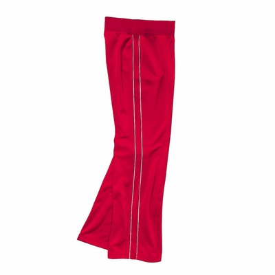 Charles River Women's Track Pants: 100% Polyester Piping  (5985)