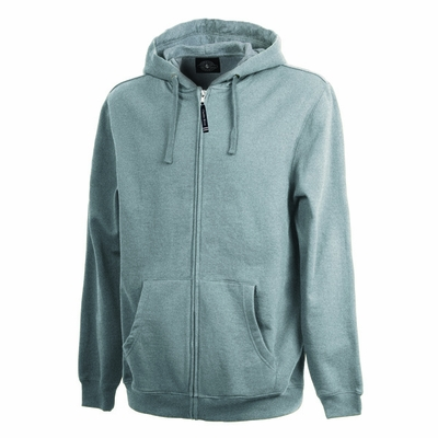 Charles River Youth Sweatshirt: Cotton Blend Hooded Full-Zip (8463)