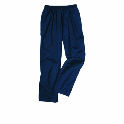 Charles River Youth Track Pants: Polyester Pocketed Mesh Lined (8657)