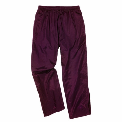 Charles River Youth Wind Pants: Nylon Water Resistant Pocketed (8936)