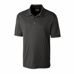 Clique Men's Polo Shirt: 100% Polyester Interlock  Short Sleeve (MQK00045)