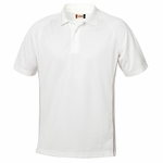 Clique Men's Polo Shirt: 100% Polyester  Short Sleeve (MQK00028)