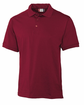 Clique Men's Polo Shirt: 60% Cotton, 40% Polyester  Short Sleeve (MQK00018)