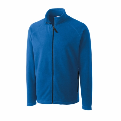 Clique Men's Sweatshirt: 100% Polyester Microfleece Full Zip Long Sleeve (MQO00028)