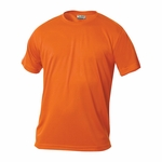 Clique Men's T-Shirt: 100% Polyester  Short Sleeve (MQK00026)