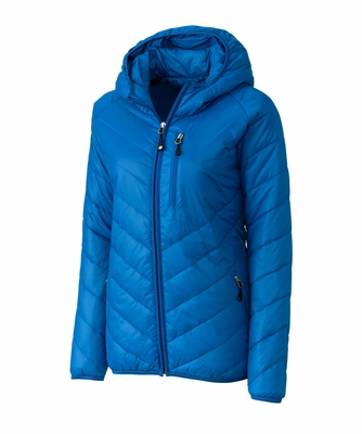 Clique Women's Jacket: 100% Nylon Ripstop Full Zip Long Sleeve (LQO00020)