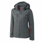 Clique Women's Jacket: 100% Nylon Shell, 100% Polyester Lining Full Zip Long Sleeve (LQO00013)