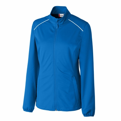 Clique Women's Light Softshell Jacket: 100% Polyester Full Zip Long Sleeve (LQO00024)