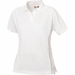 Clique Women's Polo Shirt: 100% Polyester  Short Sleeve (LQK00024)
