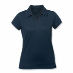Clique Women's Polo Shirt: 100% Polyester  Short Sleeve (LQK00007)