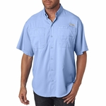 Columbia Sportswear Men's Fishing Shirt: Short Sleeve Tamiami II (FM7266)