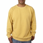 Comfort Colors Men's Sweatshirt: 80/20 Blend Crewneck (1566)