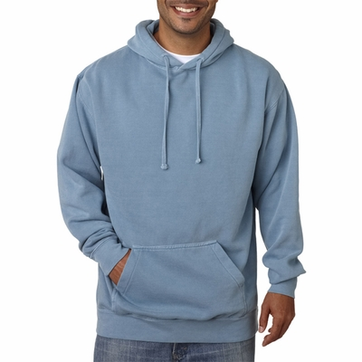Comfort Colors Men's Sweatshirt: 80/20 Hooded Sweatshirt (1567)