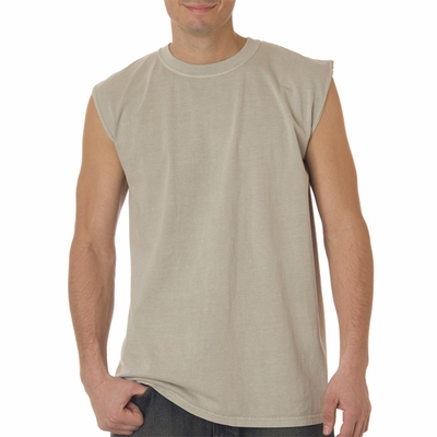 Comfort Colors Men's T-Shirt: 100% Cotton Heavyweight Shooter (9077)