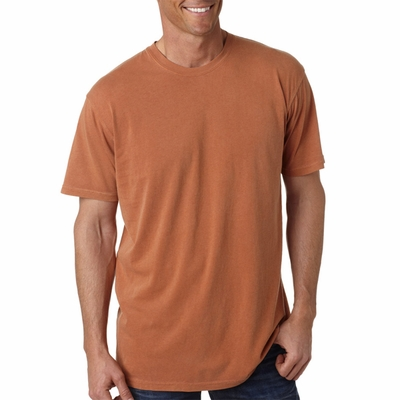 Comfort Colors Men's T-Shirt: 100% Cotton Heavyweight Short-Sleeve (9030)
