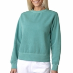 Comfort Colors Women's Sweatshirt: Crewneck (C1596)