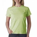 Comfort Colors Women's T-Shirt: 100% Cotton Cap-Sleeve (C3333)
