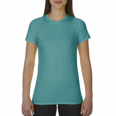 Comfort Colors Women's T-Shirt: (C4200)