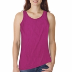 Comfort Colors Women's Tank Top: 100% Cotton (C4056)