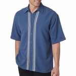 Cubavera Men's Camp Shirt: (CM600)
