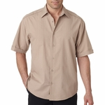 Cubavera Men's Camp Shirt: (CM602)