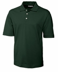 Cutter & Buck Big & Tall Men's Polo Shirt: 100% Cotton Pique Ace (BCK08984)