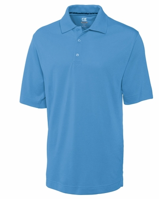 Cutter & Buck Big & Tall Men's Polo Shirt: Cotton Blend DryTec Championship (BCK01263)