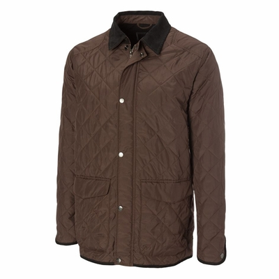 Cutter & Buck Men's Car Coat: 100% Polyester Granite Falls Full-Zip (MCO00896)