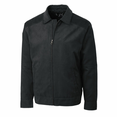 Cutter & Buck Men's Jacket: Roosevelt Full-Zip (MCO00917)