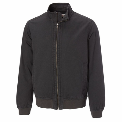 Cutter & Buck Men's Jacket: Downtown Pocketed Full-Zip (MCO00889)