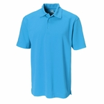 Cutter & Buck Men's Polo Shirt: 100% Polyester  Short Sleeve (MCK00291)
