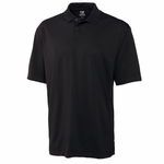 Cutter & Buck Men's Polo Shirt: 100% Polyester  Short Sleeve (MCK00415)