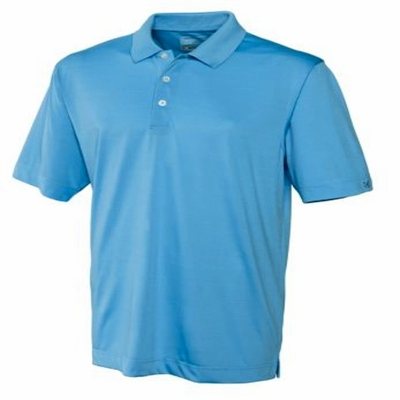 Cutter & Buck Men's Polo Shirt: 100% Polyester DryTec Willows (MCK00497)