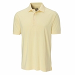 Cutter & Buck Men's Polo Shirt: 100% Polyester  Short Sleeve (MCK00497)