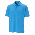 Cutter & Buck Men's Polo Shirt: 100% Polyester  Short Sleeve (MCK00658)