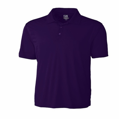 Cutter & Buck Men's Polo Shirt: 100% Polyester DryTec Northgate (MCK00753)