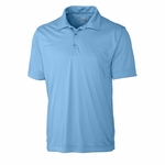 Cutter & Buck Men's Polo Shirt: 100% Polyester  Short Sleeve (MCK00753)