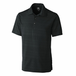 Cutter & Buck Men's Polo Shirt: 94% Polyester, 6% Spandex  Short Sleeve (MCK00755)