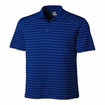 Cutter & Buck Mens Big & Tall CB DryTec Franklin Stripe Polo BCK00969