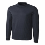 Cutter & Buck Mens Big & Tall L/S Belfair Pima Mock BCK00971